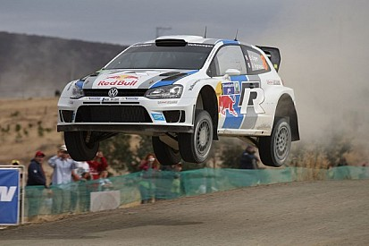 Ogier leads in Germany after Thursday's stages