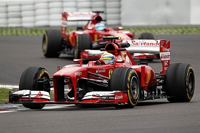 Silly-season spotlight shining on Ferrari