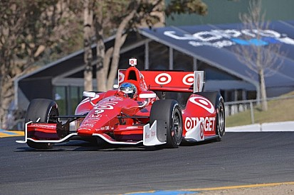 Dixon leads opening day of practice at Sonoma