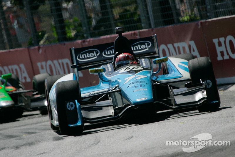 Schmidt Peterson Motorsports re-signs with Honda for 2014 season