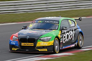 BTCC Race report Mixed emotions for double top Turkington at Knockhill
