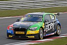 Mixed emotions for double top Turkington at Knockhill