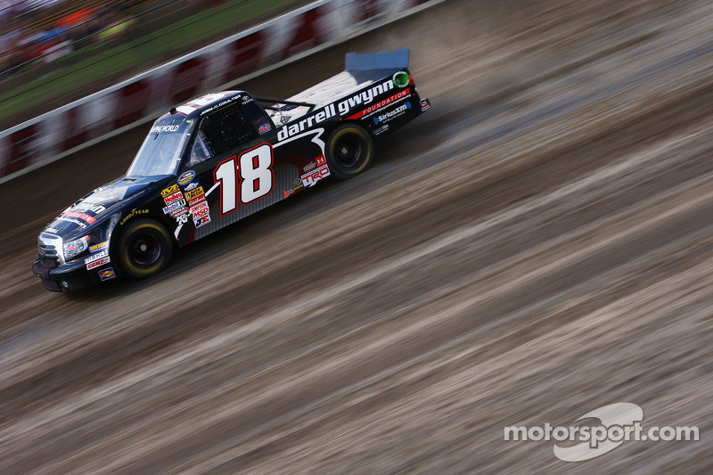Bent but not broken - Coulter finishes 11th at Bristol