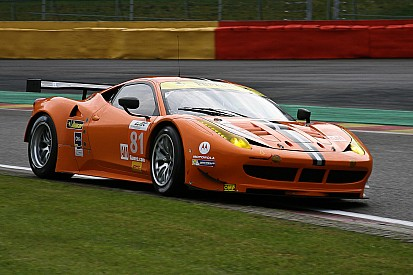 8Star Ferrari return to action bringing a new driver to Interlagos
