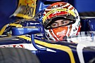 Nasr 'knocking' at Toro Rosso