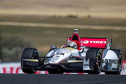 IMS, INDYCAR testing plans with Rahal on the road course