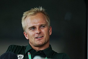 Formula 1 Breaking news Kovalainen not considering Le Mans move yet