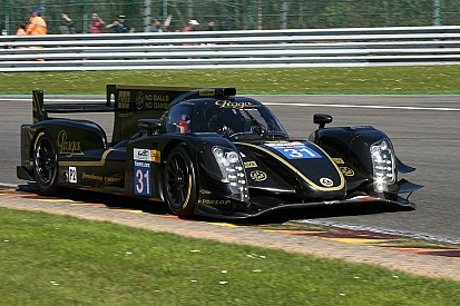 Lotus Praga LMP2 is back in action for 6 Hours of Sao Paulo