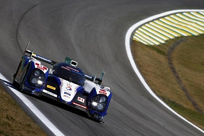 Toyota sets fastest time of day one in Brazil