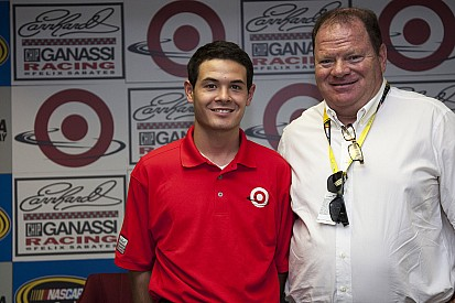 Kyle Larson isn't alone in believing he's ready for a Cup ride