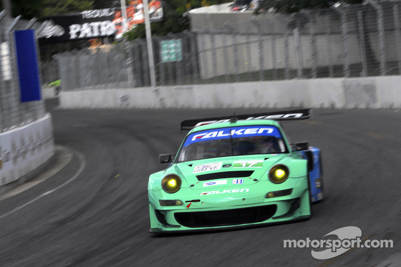 Long and Henzler top Porsche GT qualifiers in Baltimore