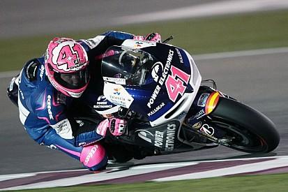 CRT rider Espargaro injured in Saturday afternoon practice crash at Silverstone