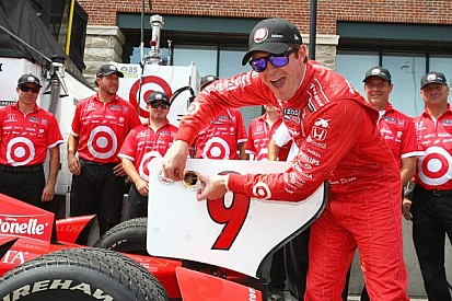 Dixon claims Grand Prix of Baltimore pole in Fast Six shootout