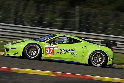 Krohn Racing will start 6th in GTE-Am at Sao Paulo