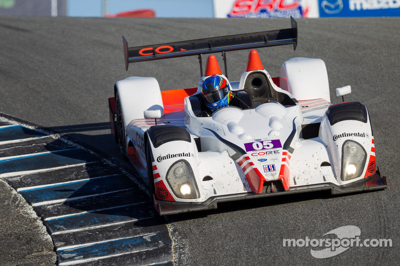 CORE's PC car earns runner-up finish after GT car caught in start melee
