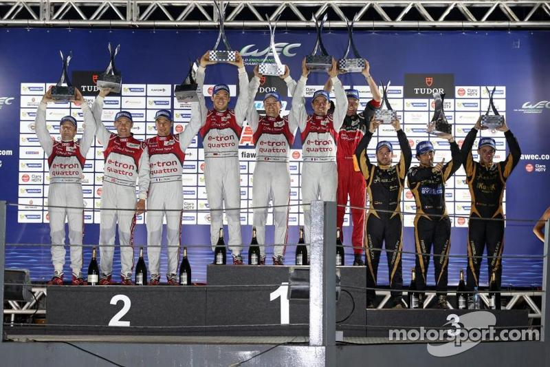 Reigning champions win 6 Hours of Sao Paulo
