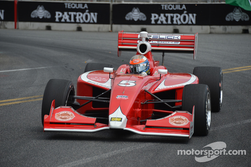 Dempsey fights for fourth place finish in Baltimore - Video