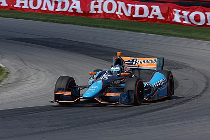 Day ends early for Barracuda Racing in Baltimore