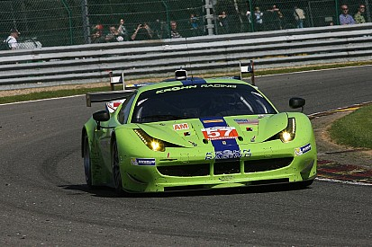 Krohn Racing rlaces in top five in GTE-Am class at 6 Hours of Sao Paulo