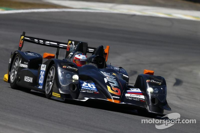 Victory for Nissan partner Team G-Drive Racing in Brazil