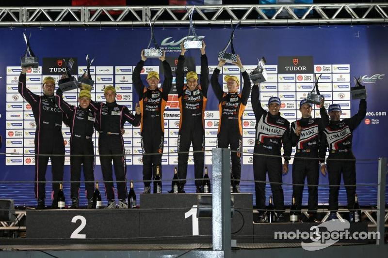 Victory for Conway at 6 Hours of São Paulo