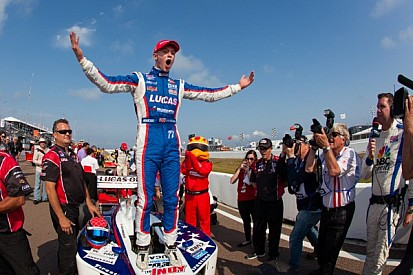 Hawksworth revved up for IndyCar test bow with RLL