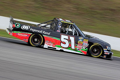 Career-best truck series finish for Hackenbracht was in Canada