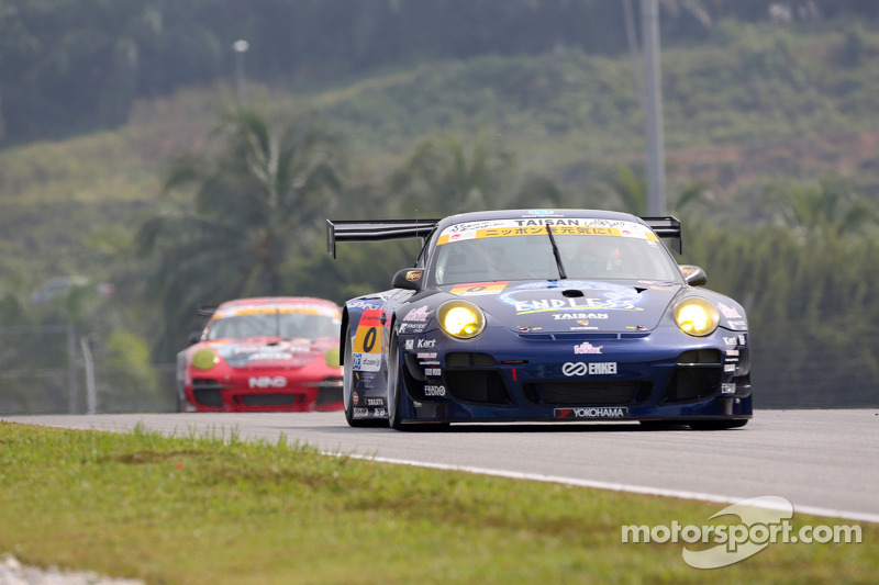 11 new Super GT entries for 3 Hours of Fuji