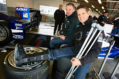 With pace and podium, Negri heads back to Monterey
