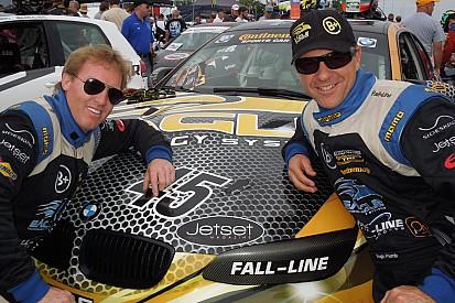 Busy weekend for Al Carter and Hugh Plumb on CTSCC race at Laguna Seca