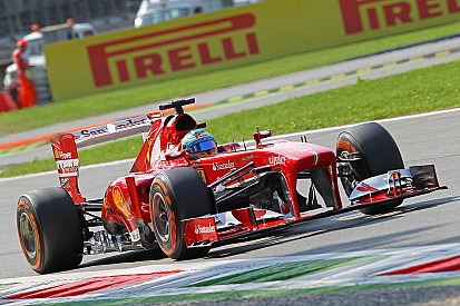 Italian GP - Five out of ten for Ferrari