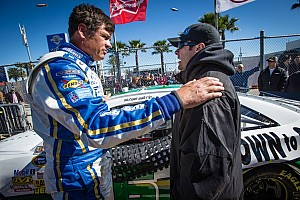 NASCAR Cup Breaking news Michael Waltrip says parking Rodney Childers was a business decision