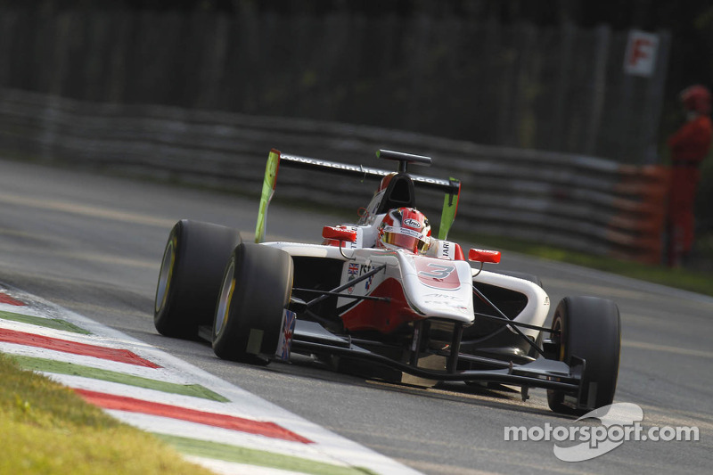 Harvey victorious in Race 2 in Monza