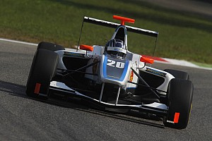 GP3 Race report Daly taken out in first corner crash at Monza