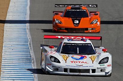 Tough day at the races for Action Express Racing at Laguna Seca