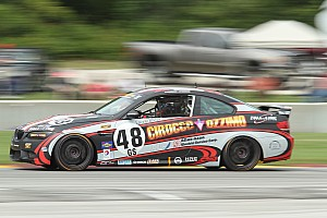 Grand-Am Race report Wild CTSCC race at Laguna for Fall-Line Motorsports