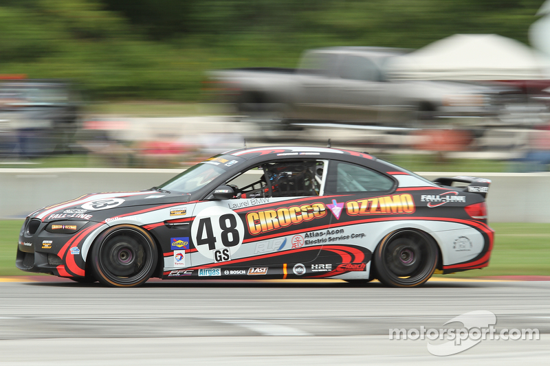 Wild CTSCC race at Laguna for Fall-Line Motorsports