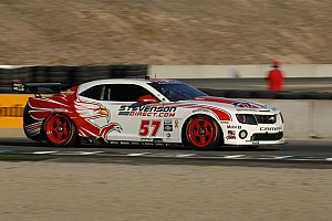 Grand-Am Race report Stevenson Motorsports scores seventh at Laguna Seca