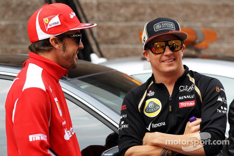 Raikkonen/Ferrari deal apparently done
