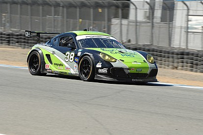 Pumpelly captures GS victory in Monterey