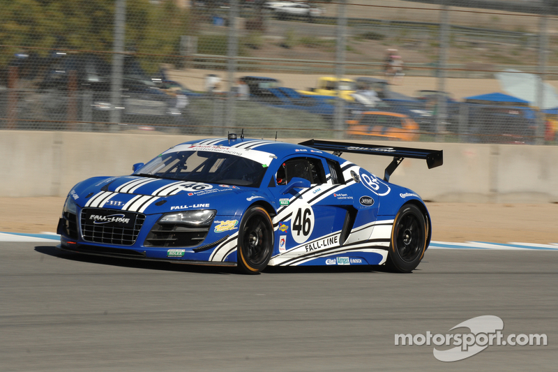 Fall-Line Motorsports scores another top-10 at Laguna Seca