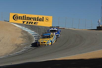 Turner BMW M3 takes second at Laguna Seca