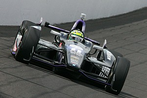 IndyCar Testing report Quest set for record speed at Indy starts with Firestone tire test