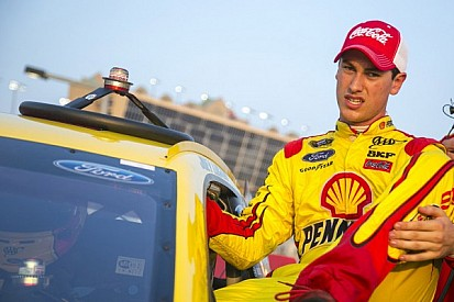 Was there a deal between Logano and Gilliland at Richmond?