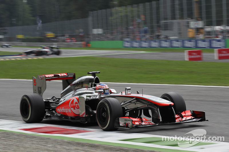 Pirelli test with 2011 car 'likely' - McLaren