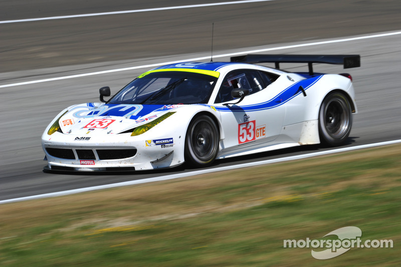 Montecalvo and Jeannette head to Hungaroring seeking another ELMS podium