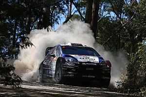 WRC Stage report Mission accomplished for Qatar M-sport at Rally Australia