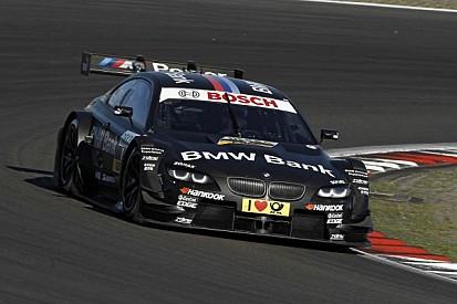 Bruno Spengler is back - pole position at Oschersleben