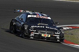 DTM Qualifying report Bruno Spengler is back - pole position at Oschersleben