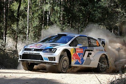 Six of the best for Ogier on Saturday in Rally Australia
